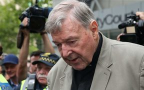 Top cardinal gets 6 years jail in Australia for 'appalling' choirboy abuse