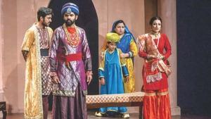 Napa festival kicks off with Hashr's Mureed-i-Shak