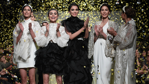 Young fashion brands showed promise at Fashion Pakistan Week Day 2