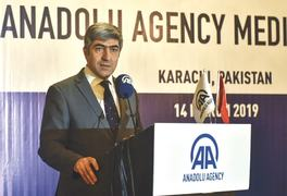 Anadolu Agency announces its intent to focus on Pakistan