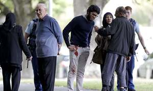 49 murdered in terror attack on two New Zealand mosques; at least 4 Pakistanis among injured