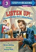 Book review: Listen up! Alexander Graham Bell's Talking Machine