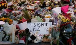 'مساجد میں دہشت گردی نیوزی لینڈ کی عکاسی نہیں'