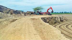 Ancient Tibba Bhawani again under threat by digging