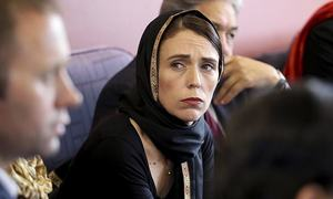 In pictures: Heartbroken New Zealanders mourn victims lost to Christchurch mass shooting