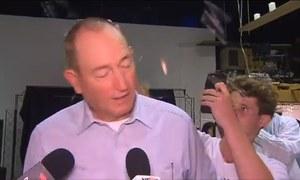 آسٹریلوی وزیر اعظم کی سینیٹر کو انڈا مارنے والے نوجوان کی حمایت