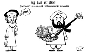 Cartoon: 18 March, 2019