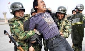China says 13,000 Xinjiang 'terrorists' arrested since 2014