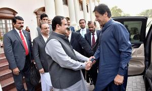PM Khan summons CM Buzdar over bill approving increments for Punjab lawmakers