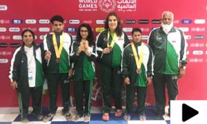 اسپیشل اولمپک ورلڈ گیمز میں پاکستانی ایتھلیٹس کی عمدہ کارکردگی