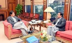 PM rebukes Buzdar over raise for Punjab MPAs