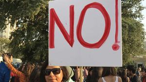 Women are battling a spike in online threats after the Aurat March, but does anybody care?