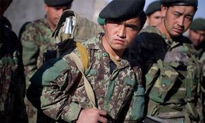 Kabul confirms capture of 58 soldiers by Taliban
