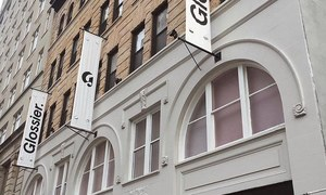 Makeup brand Glossier raises $100 million after sales double in 2018