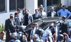 Zardari, Bilawal grilled by NAB in Islamabad