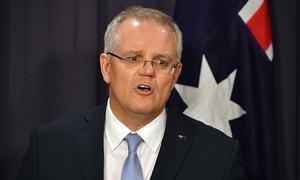 Australian PM blasts Erdogan for 'reckless', 'vile' Christchurch comments