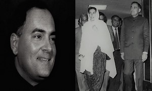 Rajiv Gandhi: A united stable Pakistan is in India's interests