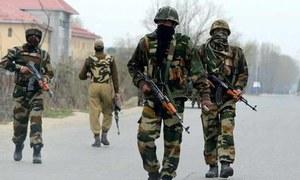 مقبوضہ کشمیر: بھارتی سیکیورٹی اہلکار نے اپنے ہی 3 ساتھیوں کو قتل کردیا