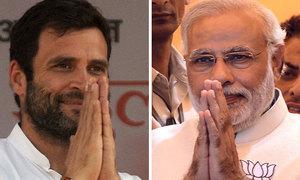 Modi or Gandhi? Indian mystics split over poll outcome