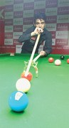 Five century breaks mark unusual day at National Snooker