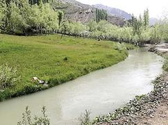 Centuries-old water distribution system intact in Chitral