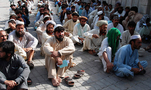 Rs28m cheques given away to terrorism-hit Khyber families