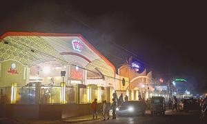 کراچی میں شادی ہال 11بجے بند کرنے کا فیصلہ