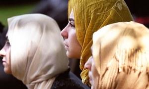 نیوزی لینڈ کی تاریخ میں پہلی مرتبہ مسلمانوں سے اظہار یکجہتی