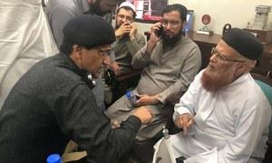 کراچی میں مفتی تقی عثمانی پر قاتلانہ حملہ، 2محافظ جاں بحق