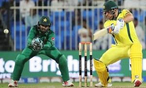 آسٹریلیا نے پاکستان کو پہلے ون ڈے میں شکست دے دی