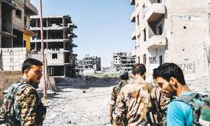 US-backed Syrian force declares victory over militant Islamic State
