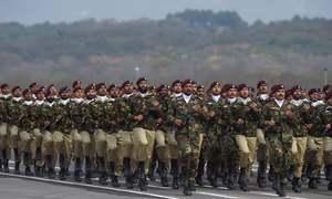 یوم پاکستان: ناقابل تسخیر دفاع کی جھلکیاں