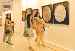 Art in Coinage exhibition opens at State Bank of Pakistan Museum