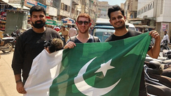 Drew Binsky is the latest foreign travel blogger to visit Pakistan, and he loves it
