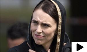 مسلم نوجوان نے وزیراعظم نیوزی لینڈ کو کیا پیغام دیا؟