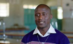 Kenyan who gave earnings to poor wins $1 million teacher prize