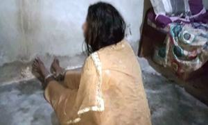Woman, kept in chains for days and tortured by husband, rescued in Sahiwal