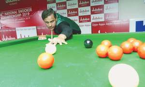 Seeded trio through to knockouts in National Snooker
