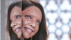 Deepika Padukone shares first look as acid attack survivor as film Chhapaak begins shooting