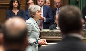 May admits she still hasn't enough votes for Brexit deal