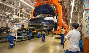 پاکستان میں یورپی کارسازوں کی سرمایہ کاری سست روی کا شکار