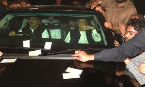 Out on bail, Nawaz undergoes medical check-up