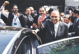 Zardari, Faryal granted pre-arrest bail in fake accounts case