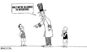 Cartoon: 29 March, 2019