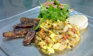 جمائیکا کی قومی ڈش 'نمکین مچھلی' اتنی لذیذ کہ بس کھاتے جائیں!