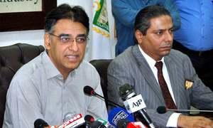 Efforts underway to finalise 9th NFC Award by December 31: Asad Umar