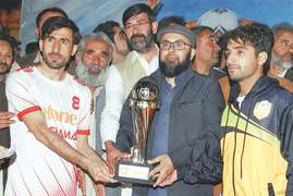 Afghan FC seize Balochistan Cup in style