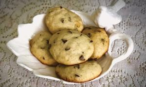 Cook-it-yourself: Banana chocolate chip cookies