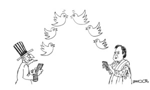 Cartoon: 30 March, 2019