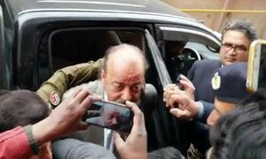 Sindh Assembly Speaker Agha Siraj Durrani's physical remand extended till April 12